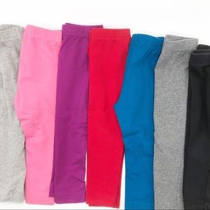 Hanna Andersson lot of leggings